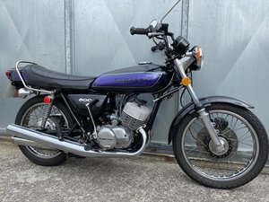 Picture of 1975 KAWASAKI H1 500 TRIPLE ACE BIKE RUNS MINT! £8995 OFFERS PX For Sale