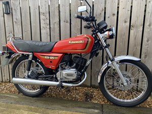 Picture of 1996 KAWASAKI KH 125 BEST EVER MINTER! LEARNER LEGAL OFFERS PX  For Sale