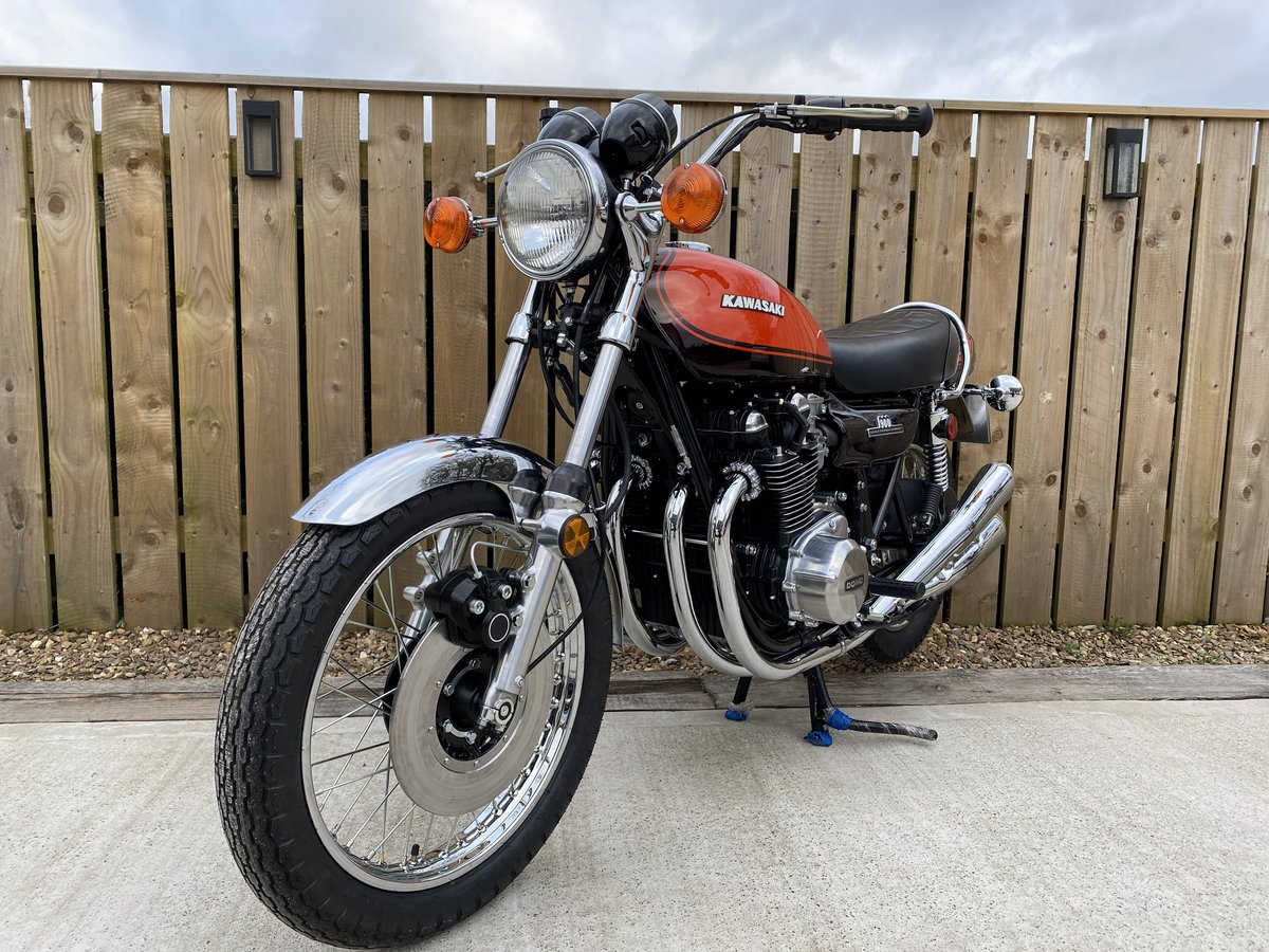 KAWASAKI Z1 Z900 1972 BUILT BY THE MASTER OF ZEDS BEST EVER! For Sale (picture 2 of 6)
