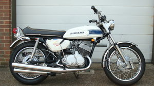 Picture of Kawasaki H1 500 TRIPLE 1969-G For Sale