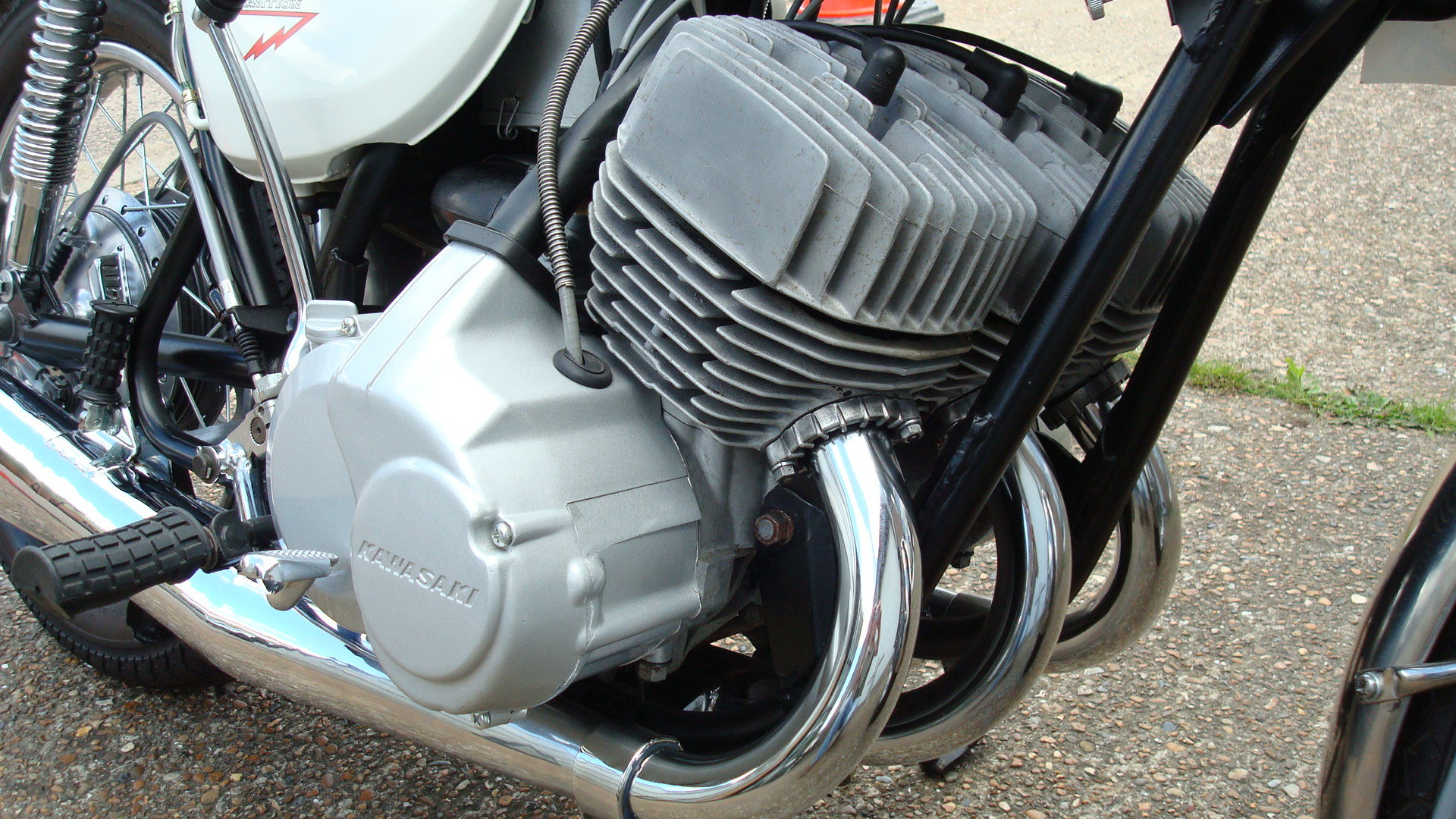 Kawasaki H1 500 TRIPLE 1969-G For Sale (picture 3 of 6)