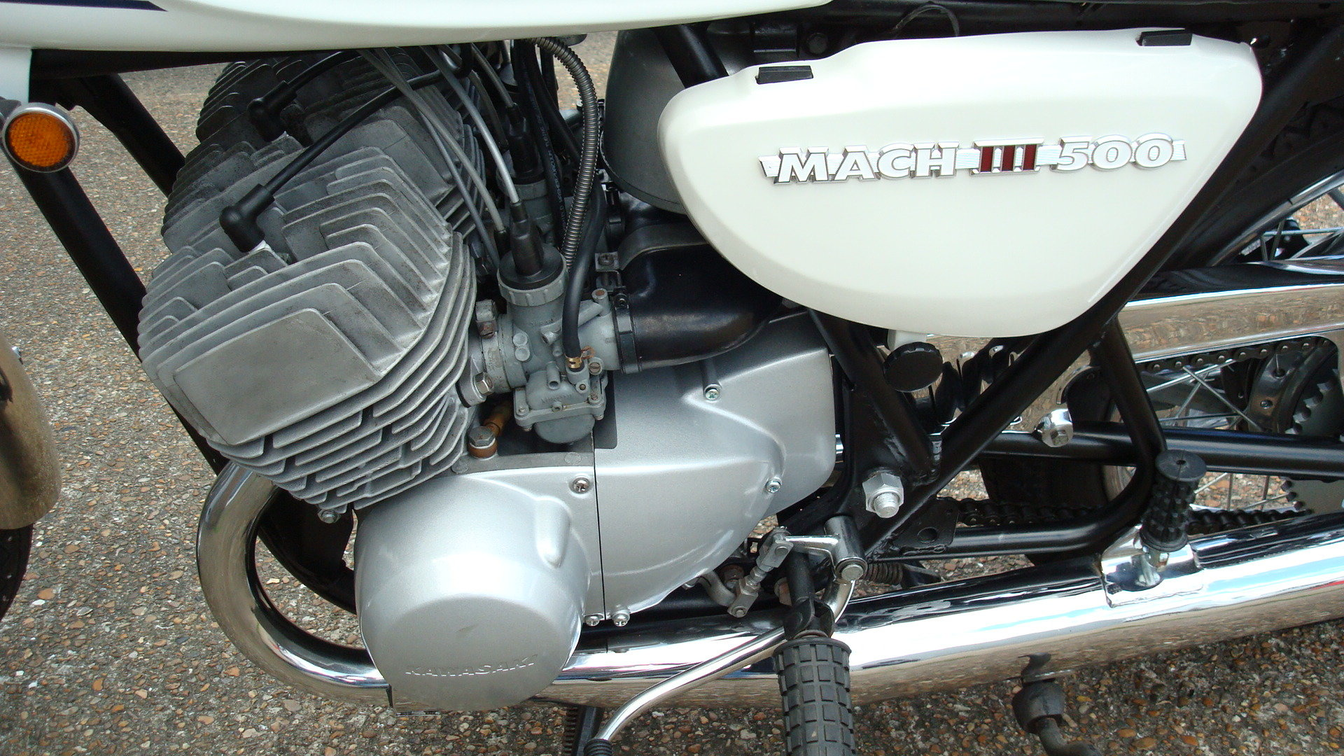 Kawasaki H1 500 TRIPLE 1969-G For Sale (picture 5 of 6)