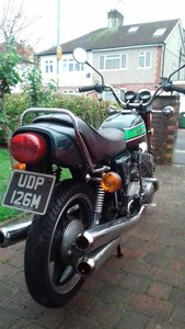 Kawasaki 750 H2b Triple