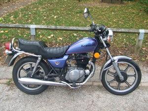 Kawasaki Z250 Ltd. single. MoT Aug, runs well