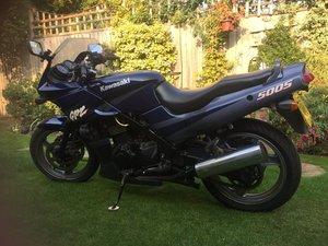 Good Condition Kawasaki GPZ 500S