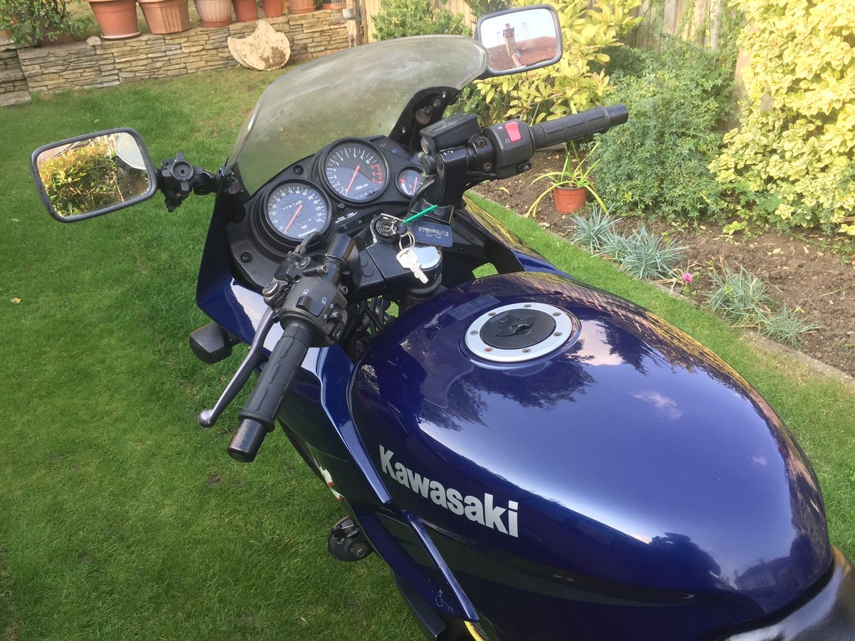 2003 Good Condition Kawasaki GPZ 500S For Sale (picture 2 of 5)