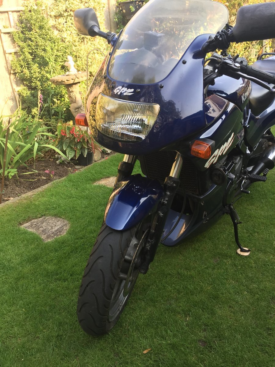 2003 Good Condition Kawasaki GPZ 500S For Sale (picture 4 of 5)