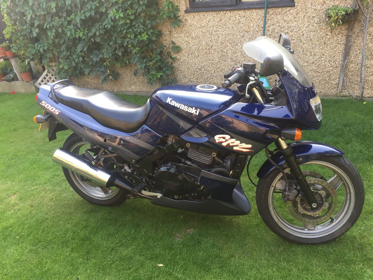 2003 Good Condition Kawasaki GPZ 500S For Sale (picture 5 of 5)