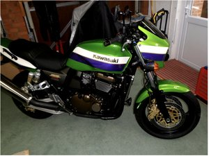 Best available ZRX1200R