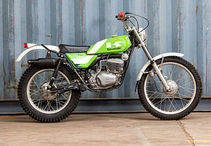 Picture of 1975 Kawasaki KT250 Trials For Sale by Auction