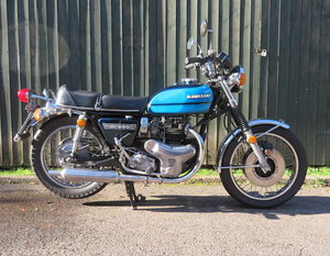 Picture of 1973 Kawasaki W3 Roadster 650 For Sale by Auction
