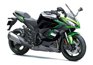 Picture of New 2021 Kawasaki Ninja 1000 SX*Green**DUE JAN* For Sale