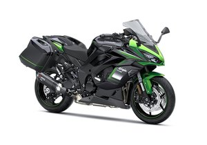 Picture of New 2021 Kawasaki Ninja1000SX Performance Tourer*Green* For Sale