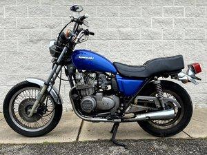 Kawasaki Z650 Custom