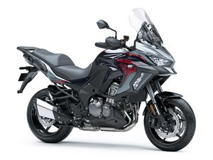 Picture of New 2021 Kawasaki Versys 1000 S **Grey** For Sale