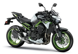 Picture of New 2021 Kawasaki Z900ABS Green For Sale