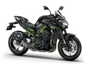 Picture of New 2021 Kawasaki Z900 ABS Performance**Black / Green** For Sale