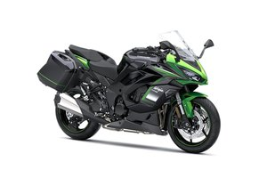Picture of New 2021 Kawasaki Ninja 1000 SX Tourer **Green** For Sale