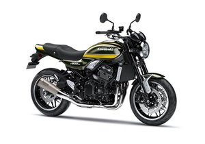 Picture of New 2021 Kawasaki Z900 RS Performance **Yellow / Green** For Sale