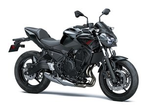 Picture of New 2021 Kawasaki Z650 ABS **Black** For Sale