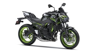 Picture of New 2021 Kawasaki Z650 ABS Performance**Black/ Green** For Sale