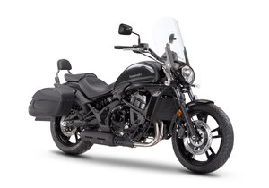 Picture of New 2021 Kawasaki Vulcan S ABS Tourer **Matt Black** For Sale