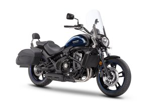 Picture of New 2021 Kawasaki Vulcan S ABS Tourer **Blue** For Sale