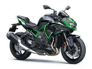 Picture of New 2021 Kawasaki Z-H2 Supercharged Naked **Due February** For Sale