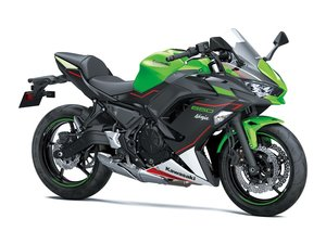 Picture of New 2021 Kawasaki Ninja 650 ABS**KRT** For Sale