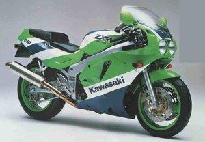 KAWASAKI ZXR750 H1 H2