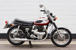 Picture of 1969  Kawasaki W1S 650cc In very rare 100% original condition