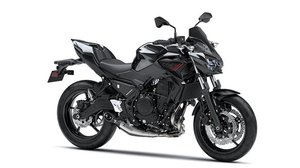 Picture of New 2021 Kawasaki Z650 ABS Performance **Black** For Sale