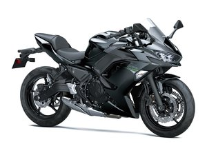 Picture of New 2021 Kawasaki Ninja 650 ABS**Black*Due February* For Sale