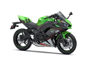 Picture of New 2021 Kawasaki Ninja 650 KRT Performance For Sale