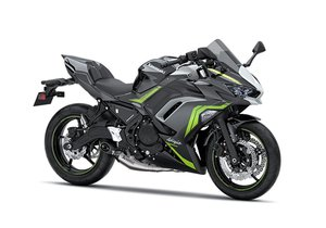 Picture of New 2021 Kawasaki Ninja 650 ABS SE Performance For Sale