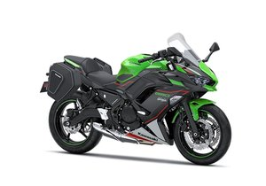 Picture of New 2021 Kawasaki Ninja 650 ABS KRT Tourer For Sale