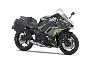 Picture of New 2021 Kawasaki Ninja 650 ABS SE Tourer **Grey** For Sale