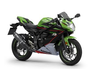 Picture of New 2021 Kawasaki Ninja 125 ABS KRT Performance Edition For Sale