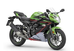 Picture of New 2021 Kawasaki Ninja 125 ABS KRT For Sale