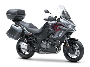 Picture of New 2021 Kawasaki Versys 1000 SE Grand Tourer **Grey** For Sale
