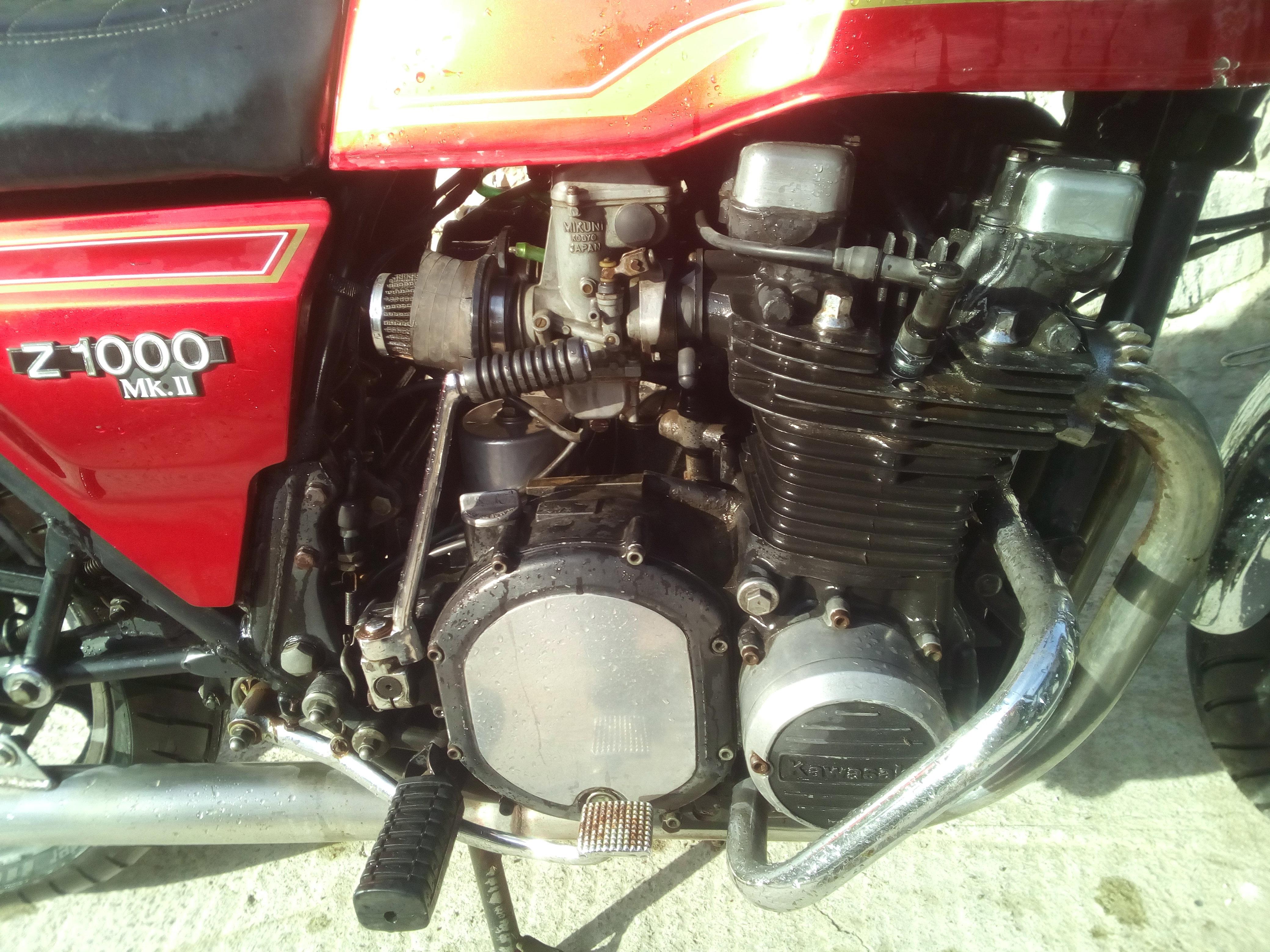 Kawasaki Z1000 MK II