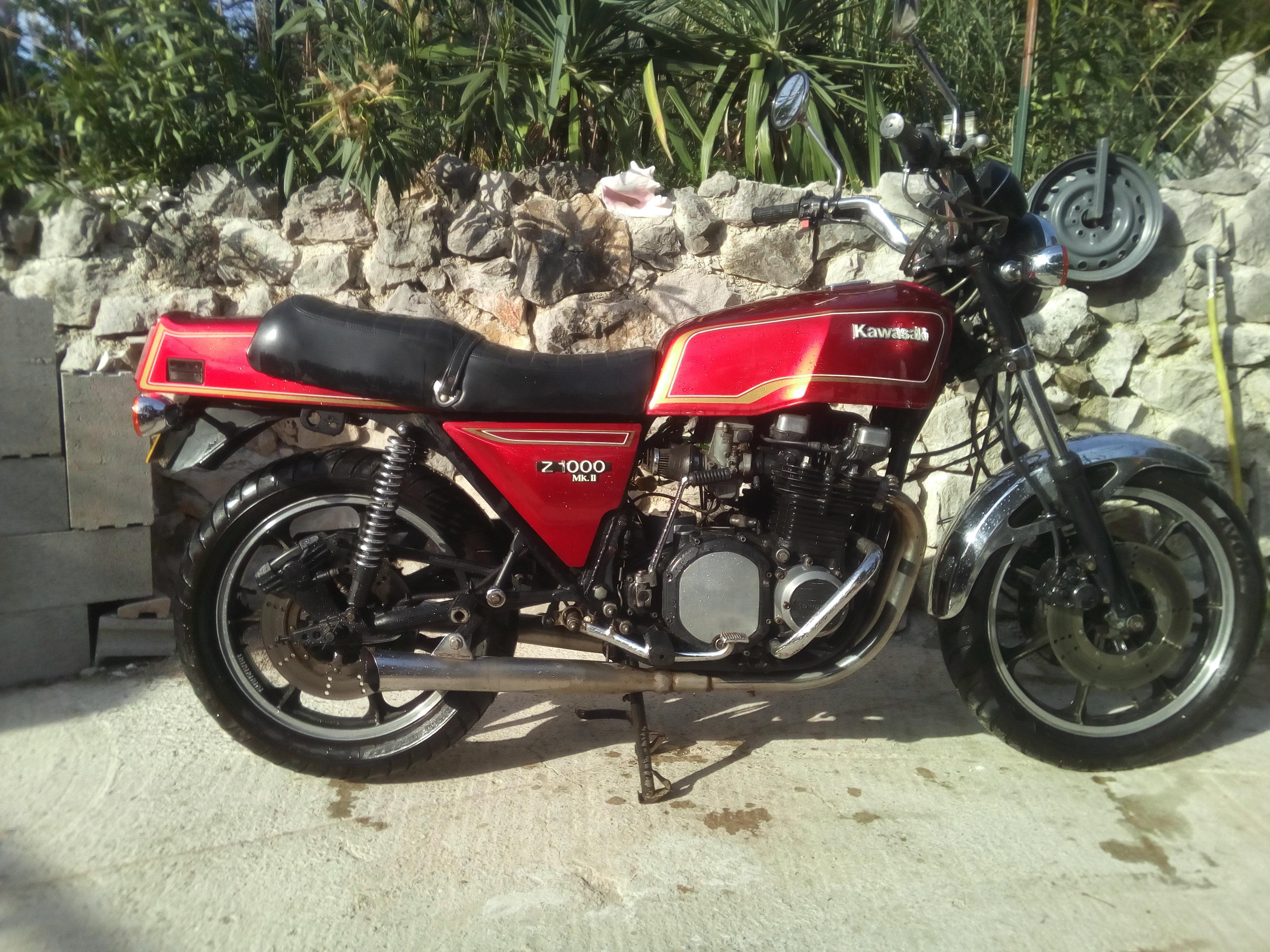 1979 Kawasaki Z1000 MK II For Sale (picture 2 of 4)