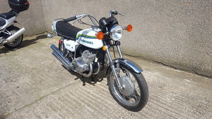 Picture of 1972 Kawasaki 250 S1 Triple - SOLD, awaiting collection For Sale