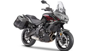 Picture of New 2021 Kawasaki Versys 650 ABS Tourer**Grey**IN STOCK** For Sale