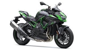 Picture of New 2021 Kawasaki Z-H2 Performance Edition For Sale