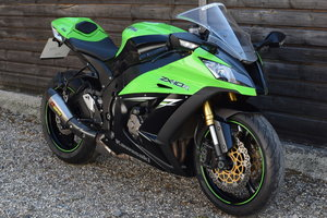 Picture of Kawasaki ZX-10R JFF (Titanium Akrapovic Exhaust) 2016 65 Reg SOLD