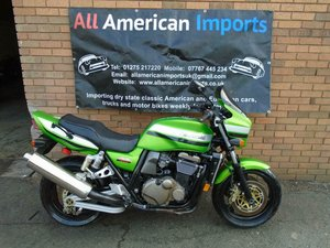 Picture of KAWASAKI ZRX1200R (2003) GREEN FRESH US IMPORT! For Sale