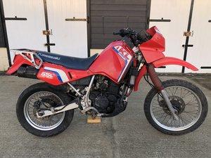 Kawasaki KLR650A1  ADV Bike  - 1987 First Year Model