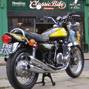 Picture of 1973 Kawasaki Z1 900 Beautiful Condition, RESERVED FOR JOHN. For Sale