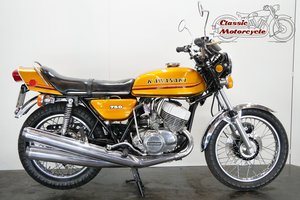 Picture of Kawasaki 750 H2 1972 748cc 3 cyl ts For Sale